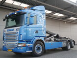 foto de Usado Camiones Scania G480 6X2 2011