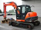foto de Usado Máquinaria de construcción Kubota KX080-4 Track 2015