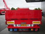 foto de Usado Remolque Renders RAC 9.9 Open met Borden Ejes 2011