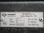 foto de Usado Remolque Vezeko SKL Ejes 2011