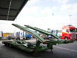 foto de Usado Semirremolque GS Meppel LKW/Truck-Transporter Neu Tuv! Lenkachse OTI-120-2140 Ejes 2004