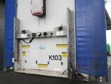 foto de Usado Semirremolque Groenewegen LBW Hartholz-Boden Palettenkasten DRO-14-27 Ejes 2003