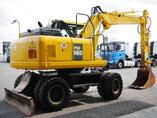 foto di Usato Macchine Movimento Terra Komatsu PW160 4X4 2009