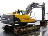 foto di Usato Macchine Movimento Terra Volvo EC240CL Track 2012