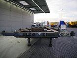 foto di Usato Semirimorchio Desot ADR Liftachse 1x20 1x30 ft OPL-3AT-38-6894 assi 2001