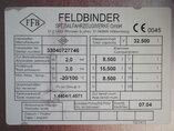 foto di Usato Semirimorchio Feldbinder TSA 33.3-3 Heizung / Pumpe 32.500 Ltr / 3 3 assi 2004