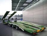 foto di Usato Semirimorchio GS Meppel LKW/Truck-Transporter Neu Tuv! Lenkachse OTI-120-2140 assi 2004
