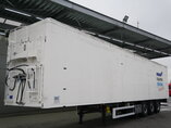 foto di Usato Semirimorchio Knapen 90m3 Liftachse Cargofloor 10mm K100 3 assi 2012