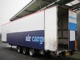 foto di Usato Semirimorchio Van Eck PT-3LNN Doppelstock Mega Aircargo Hydraroll assi 2007