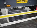 foto di Usato Semirimorchio Wielton NS-3 2x20-1x30-1x40ft ADR Liftachse assi 2013