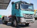 foto di Usato Trattore Mercedes Actros 2041 AS 4X4 2013