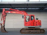 photo of Used Construction equipment Case CX135 SR Track 2008