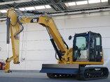 photo of Used Construction equipment Caterpillar 308E2 SB Track 2016