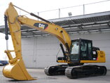 photo of Used Construction equipment Caterpillar 326D2 Track 2016