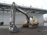 photo of Used Construction equipment Volvo EC210 B LC Track 2015