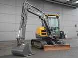 photo of Used Construction equipment Volvo ECR50D Track 2016
