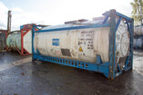 photo of Used Containers Consani 20Ft Tankcontainer IMO- T11 24.0433Ltr 20ft 1998