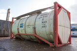 photo of Used Containers WELFIT ODDY 20Ft Tankcontainer IMO- T2 24.850 Ltr 20ft 1970