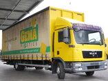 Fénykép: Used Kamion MAN TGL 12.220 C 4X2 2010