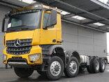 Fénykép: Used Kamion Mercedes Arocs 4151 AK 8X8 2018