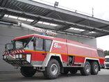 Fénykép: Used Kamion Mercedes Crashtender Sides Airport fire truck 6X6 1994