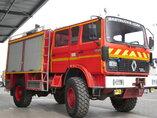 Fénykép: Used Kamion Renault S170 13 4X4 1990