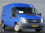 Fénykép: Used Kombi vozila Ford Transit 2011