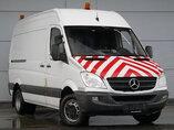 Fénykép: Used Kombi vozila Mercedes Sprinter 2011