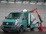 Fénykép: Used Kombi vozila Volkswagen Crafter 2015