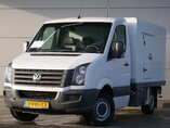 photo of Used Light commercial vehicle Volkswagen Crafter 2012