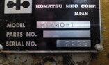 Fénykép: Used Machinery attachments Komatsu WA 600 axles 2008