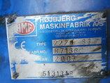 Fénykép: Used Poluprikolica GS Meppel Lenkachse OB-120-2000 Osovine 2008