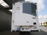 Fénykép: Used Poluprikolica Krone Doppelstock Ladebordwand TK SLX-300 4007 Hours Osovine 2012