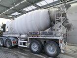 Fénykép: Used Poluprikolica Mol 12m3 Beton Mixer AM12 M1012/20T/37/2 Osovine 2006