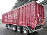 photo of Used Semi-trailer Benalu 64m3 Alukipper Bencere Axels 2007
