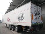 photo of Used Semi-trailer Chereau Liftachse Rohrbahn CD382HB Axels 2007