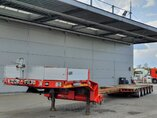 photo of Used Semi-trailer Goldhofer Ausziehbar bis 18m60 Liftachse 4x Lenkachsen HB-C 7445 Axels 2009