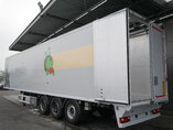 photo of Used Semi-trailer Knapen 92m3 K100 10mm Axels 2013