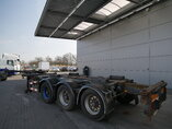 photo of Used Semi-trailer Kromhout 3 APCC-12-27 3 Axels 1996
