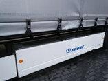 photo of Used Semi-trailer Krone Mega Hubdach Palettenkasten SD Axels 2014
