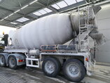 photo of Used Semi-trailer Mol 12m3 Beton Mixer AM12 M1012/20T/37/2 Axels 2006