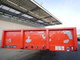 photo of Used Semi-trailer Nootenboom Ausziehbar Bis:19m45 2-Lenkachsen OVB-38 VV Gepflegt! Good Condition! Axels 1989