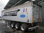 photo of Used Semi-trailer OVA 54m3 Alukipper 380K911.A Axels 2004