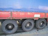 photo of Used Semi-trailer Pacton Hartholz-Bodem TXD339 Axels 2003