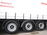 photo of Used Semi-trailer Pacton Palettenkasten Hartholz-Bodem TXD339 Axels 2007