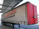 photo of Used Semi-trailer Renders Hartholz-Bodem Anti-Vandalimus-Plane B302 Axels 2003