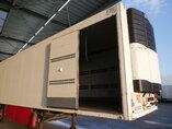 photo of Used Semi-trailer Schmitz Ladebordwand Trennwand Doppelverdampfer Palettenkasten SKO24 Axels 2010