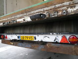 photo of Used Semi-trailer Van Eck DT-30-2 2 Axels 1992