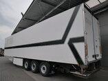 photo of Used Semi-trailer Van Eck Ladebordwand Blumenbreit Doppelstock Palettenkasten UT-3 Axels 2007