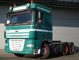 photo of Used Tractorhead DAF XF105.460 6X4 2009